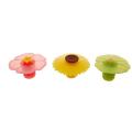 Пищевой цветок силиконовая пробка для бутылок вина