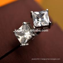 Fine Nice Silver 925 Sterling Silver en boucles d'oreille en zircon en Alibaba.com