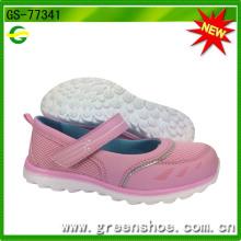 Nuevos diseños de zapatos de niñas para 2017 primavera verano