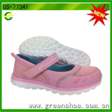 Новый дизайн Детская обувь девушки на 2017 год Весна Лето
