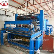 Machine automatique à mailles métalliques soudées (fabricant)