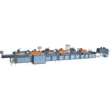 Экран ленты печатная машина