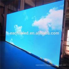 haute définition excellente densité de pixels Bonne qualité super mince p6 intérieur fullcolor led écran d'affichage