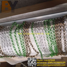 Decorative Door Metal Insect & Fly Screen