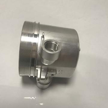 aluminum cnc milling process 5 axis parts