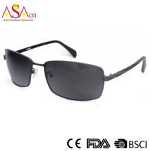Mode Designer Qualität Sport Polarisierte Metall Sonnenbrillen (16002)