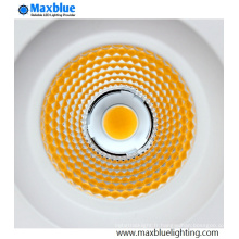 20W CREE COB LED Plafonnier Downlight avec trou de coupe 125mm