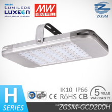 IP66 SAA Certificated LED High/ Low Bay Light Fixture with Philips LED Chips