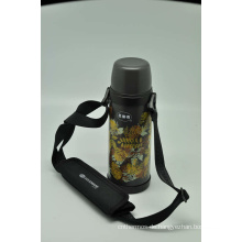 Hohe Qualität 304 Edelstahl Svf-1000e Isolierflasche Doppelwand Isolierflasche