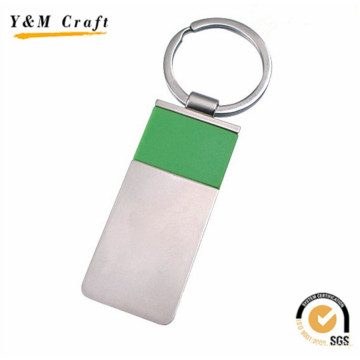 Souvenir Promotional Gift Custom Blank Metal Sublimation Key Ring