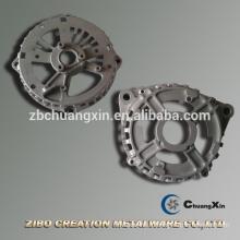 Корпус электромотора с литой алюминиевой оболочкой
