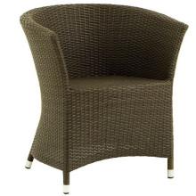 Jardim vime do Rattan conjunto pátio ao ar livre mobiliário cadeira de braço