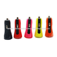 Car Chargers, Smart IC Solution, Safety Control, OEM Colors and Logos AvailableNew