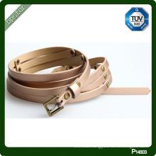 New fashion women pu belts wholesale pu belts