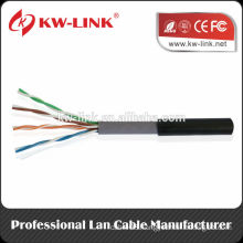 24AWG UTP Bare Copper Cat5e Outdoor Cable