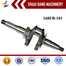 Heißer Verkauf Top Qualität Stahl geschmiedete Kurbelwelle 168F