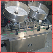 Máquina de contagem de comprimidos de disco duplo