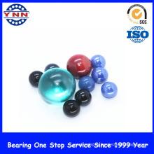 Bola de cristal sólido más barata 9 mm 10 mm 10.5 mm para la máquina de juguete