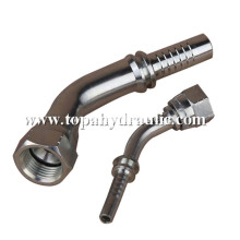 Hot sale for Hydraulic Hoses And Fittings 26741 barnett Steel material hydraulic compression fittings supply to Faroe Islands Supplier