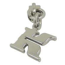 """Silver Letter """"K"""" Metal Puller"""