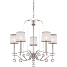 European Design Interior Chandelier Lighting with Swarovski Crystal (SL2263-5)