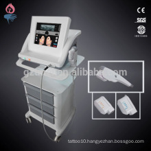 2016 top quality hot Focused ultrasound anti-aging skin lifting beauty machine