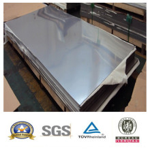 Stainless Steel Sheet (201/202/301/409) with Good Quality