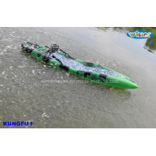 2.75mtr Single Paddle Boat-Jeep in Kayak