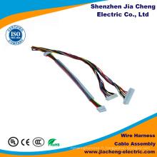 Utilisation électrique de faisceau de câblage de jeu sur mesure de haute qualité