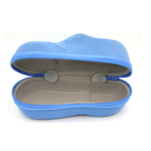OEM luxury custom size storage carrying eva shoe case