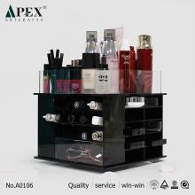 Cheap Acrylic Cosmetic Organizer Box