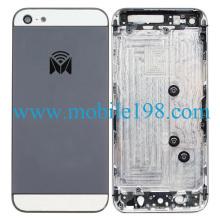 Carcasa de la contraportada para el reemplazo de la cubierta de la batería del iPhone 5