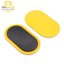 Power Body-shaped Excercising Fitness Core Sliders para entrenamiento de fútbol