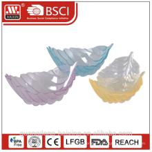 Горячие продать лодку форму PS пластиковые пластины