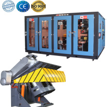 Foundry electric lead melting pot for metal