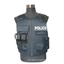 Tactical Type 3 Military Equipment 3 Grade Protection Soft Bulletproof Vest
