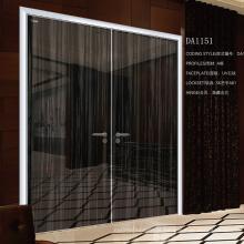 Porta de entrada de madeira interior