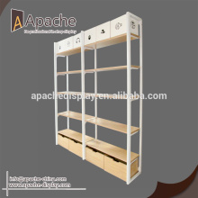 Factory Free sample for Product Display Rack grocery store display shelf export to Macedonia Exporter