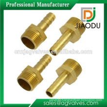 1/4 Brass Air Compressor Hose Male Connector Fittings