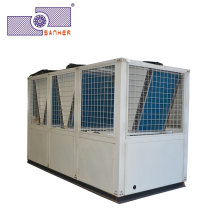 Sanher R22/R134A/R407c Air Cooled Screw Water Chiller for Blow Molding Machine