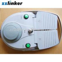 Luft Wasser Multifunktionale Dentaleinheit Fußsteuerung