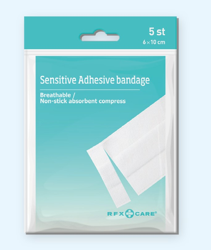 Non-stick Absorbent Compress Plaster