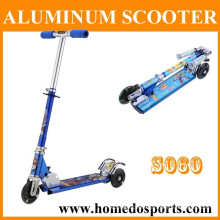 Aluminum pro kick scooter with T-bar