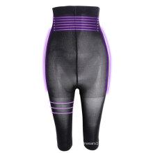 FDA certificated tight high waist skinny short pants slimming  body shapewear women