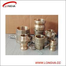 Brass Camlock Quick Coupling Tipo a, B, C, D, E, F, DC, Dp