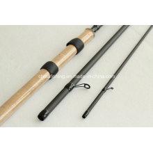 13ft Carbono flutuador Fishign Rod