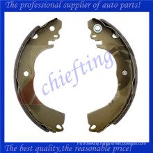 k1267 44060ED025 44060-ED025 44060-ED026 44060ED026 brake shoe for nissan tiida hatchback