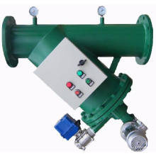 EY Series Automatio Self-Cleaning Strainer