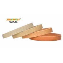Кольцевание края PVC для доски MDF 0.35-3.0 мм