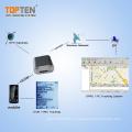 El CE aprobó el perseguidor del vehículo del GPS con el corte del motor, antirrobo, monitor la voz (Tk108-ER)